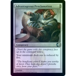 Advantageous Proclamation FOIL CNS SP+
