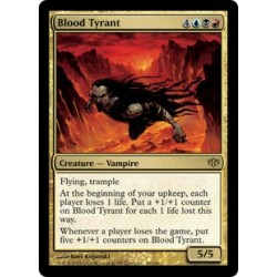 Blood Tyrant CON NM