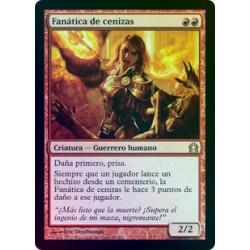 Ash Zealot SPANISH FOIL SP