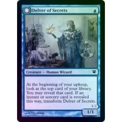 Delver of Secrets FOIL ISD SP+