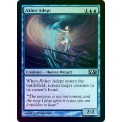 Aether Adept FOIL M12 SP SIGNED
