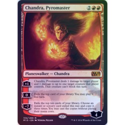 Chandra, Pyromaster FOIL M15 MP
