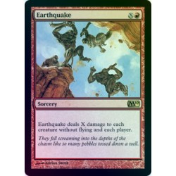 Earthquake FOIL M10 SP-