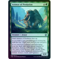 Animus of Predation FOIL CN2 NM
