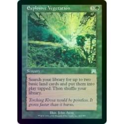Explosive Vegetation FOIL ONS SP