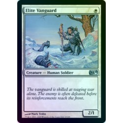 Elite Vanguard FOIL M10 SP SIGNED