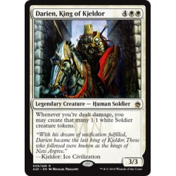 Darien, King of Kjeldor A25 NM