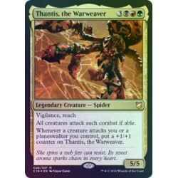 Thantis, the Warweaver FOIL C18 NM