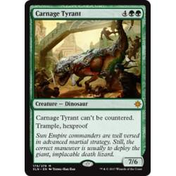 Carnage Tyrant XLN NM