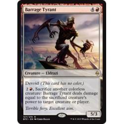 Barrage Tyrant BFZ NM