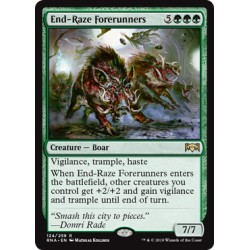 End-Raze Forerunners RNA NM