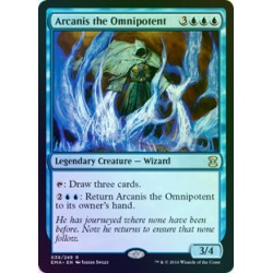 Arcanis the Omnipotent FOIL EMA NM