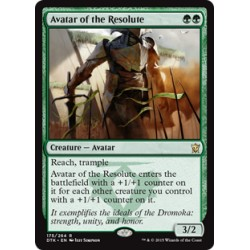 Avatar of the Resolute DTK NM