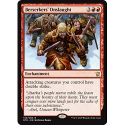 Berserkers' Onslaught DTK NM