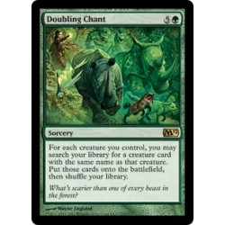 Doubling Chant M12 NM