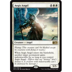 Aegis Angel WELCOME PROMO NM