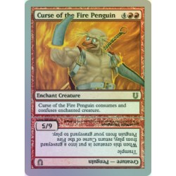 Curse of the Fire Penguin FOIL UNH NM