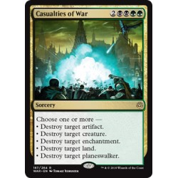 Casualties of War WAR NM