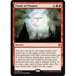 Finale of Promise WAR NM