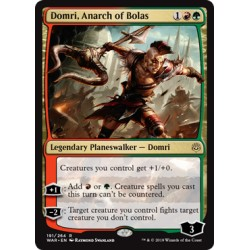 Domri, Anarch of Bolas WAR NM