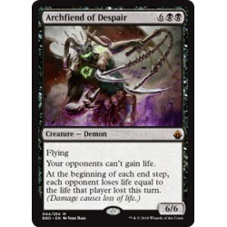 Archfiend of Despair BBD NM