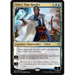 Teferi, Time Raveler WAR NM