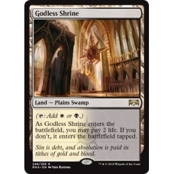 Godless Shrine RNA NM