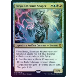 Breya, Etherium Shaper FOIL C16 SP+