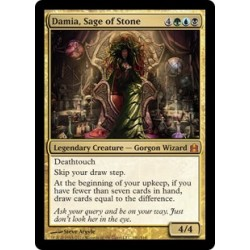 Damia, Sage of Stone CMD NM
