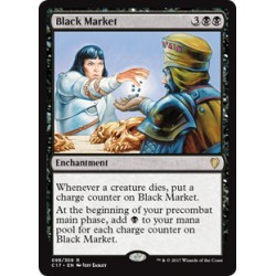 Black Market C17 SP