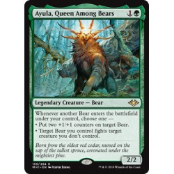 Ayula, Queen Among Bears MH1 NM