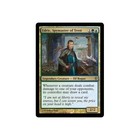 Edric, Spymaster of Trest CNS NM