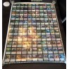 War of the Spark FOIL UNCUT SHEET