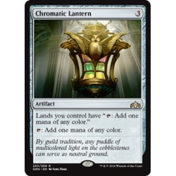 Chromatic Lantern GRN NM