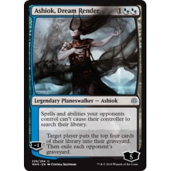 Ashiok, Dream Render WAR NM