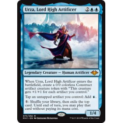 Urza, Lord High Artificer MH1 NM