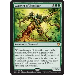 Avenger of Zendikar C18 NM