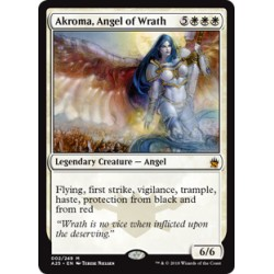 Akroma, Angel of Wrath A25 NM