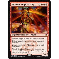Akroma, Angel of Fury A25 NM