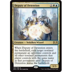 Deputy of Detention RNA NM