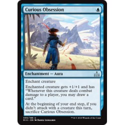 Curious Obsession RIX NM