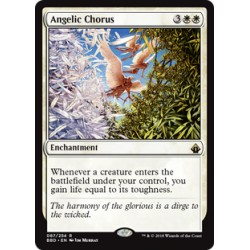Angelic Chorus BBD NM