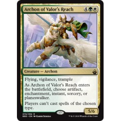 Archon of Valor's Reach BBD NM