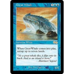 Great Whale USG SP+