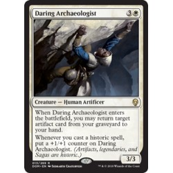 Daring Archaeologist DOM NM