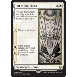 Fall of the Thran DOM NM