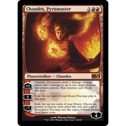 Chandra, Pyromaster M14 NM