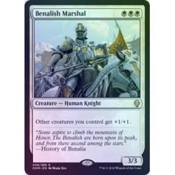 Benalish Marshal FOIL DOM NM