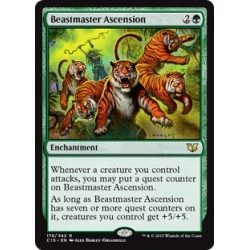 Beastmaster Ascension C15 SP