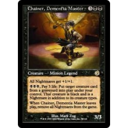 Chainer, Dementia Master TOR NM